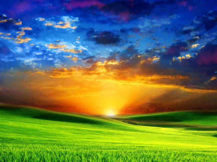 Oxalc habla sobre la llegada de la irradiación, del Sol Central de la Galaxia a la Tierra  Sunrise